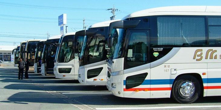 夜行バスを予約する前にチェックしたいバスの設備、3つのポイント