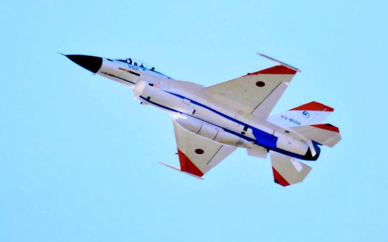 岐阜基地からF-2Aが!