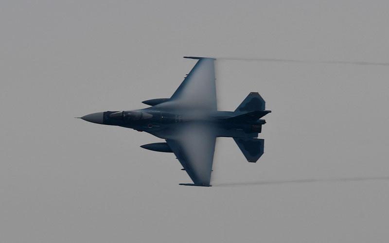 F-2ファンにはたまらない築城基地航空祭