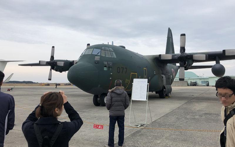 C-130H輸送機
