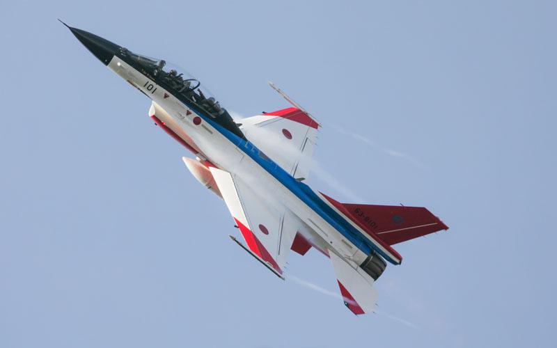 テスターカラーのF-2
