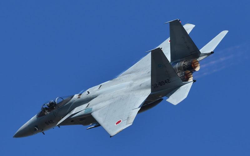 まそたん塗装のF-15
