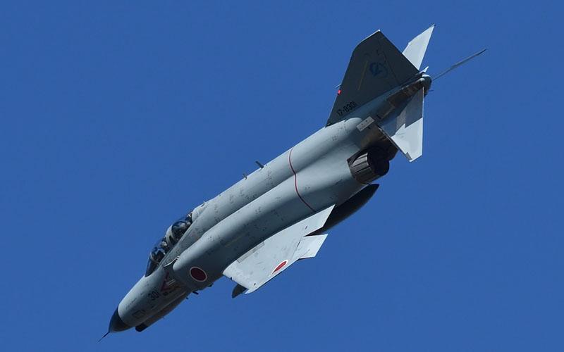 F-4展示飛行