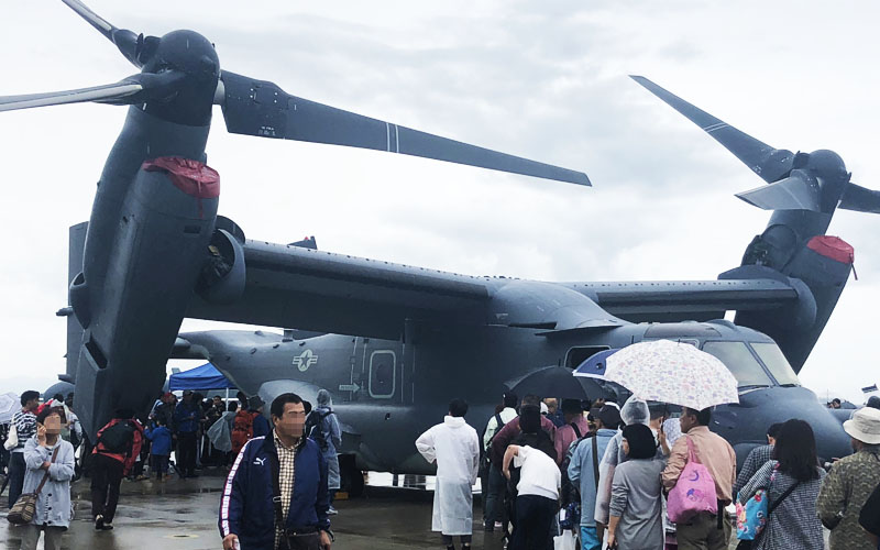 V-22オスプレイ