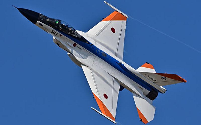 テストカラーのF-2