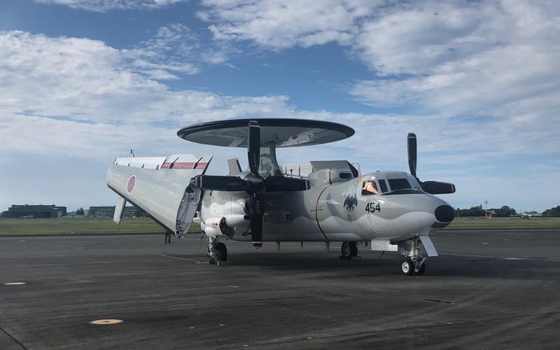 E-2C 通称ホークアイ