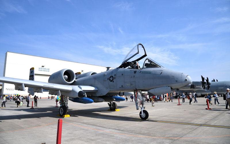 A-10 サンダーボルトⅡ