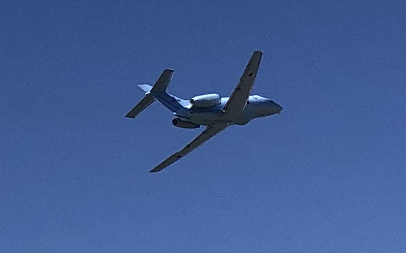 救難捜索機U-125A