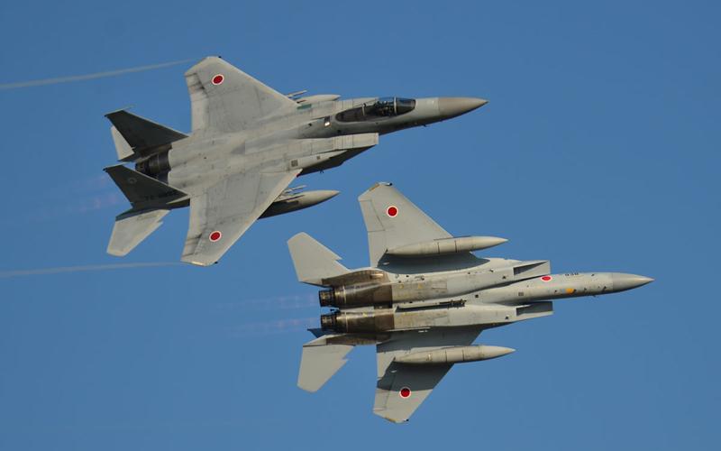 小松基地と言えばF-15