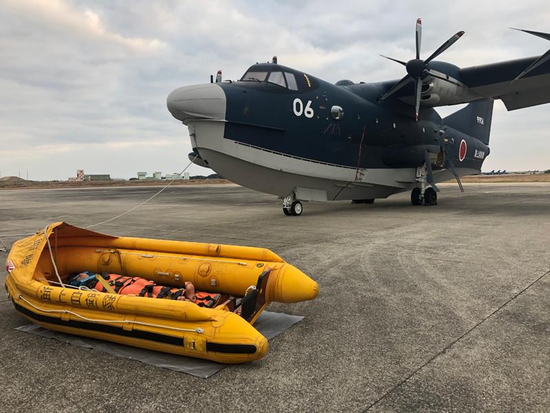 海洋救難機US-2